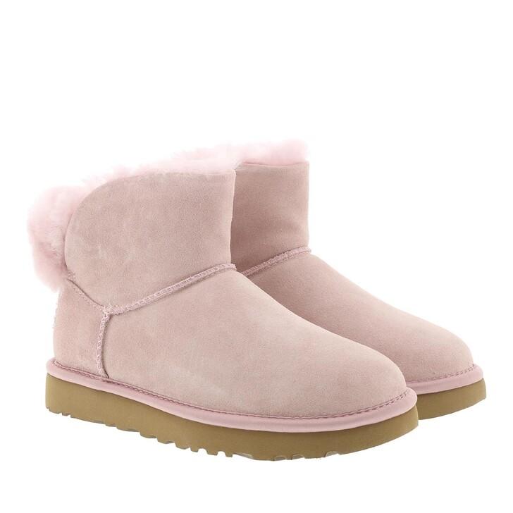 Schuh, UGG, W Classic Bling Mini Pink Crystal