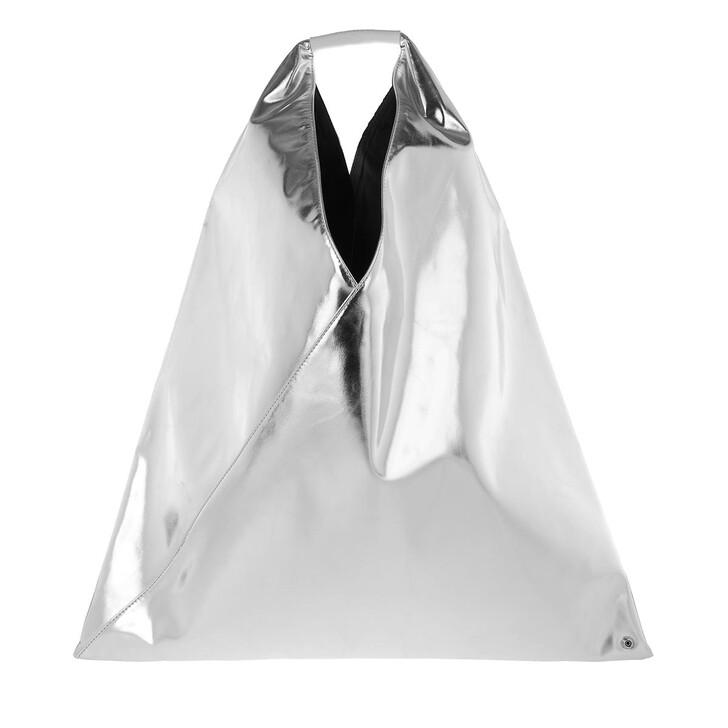 bags, MM6 Maison Margiela, Japanese Tote Bag Silver