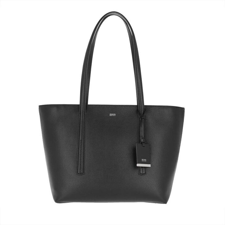 Handtasche, Boss, Taylor Shopping Bag SM Black