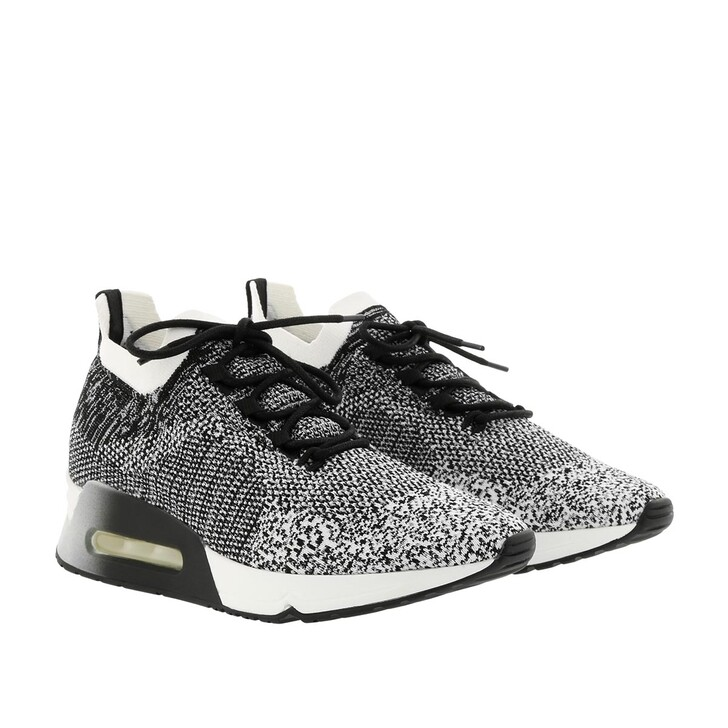 shoes, DKNY, Ashly Lace Up Sneaker Black/White