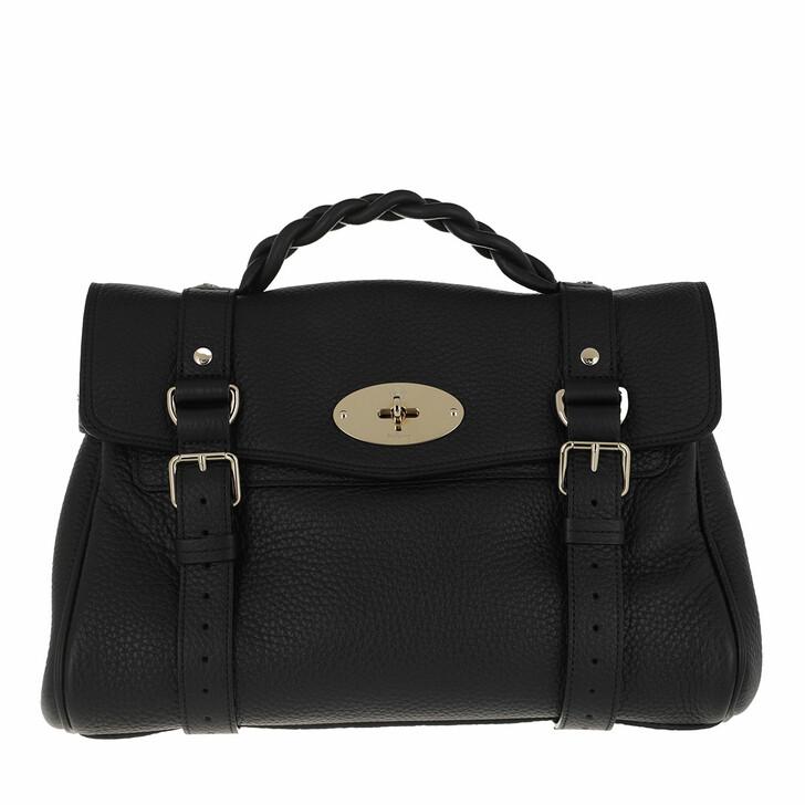 bags, Mulberry, Alexa Medium Crossbody Bag Black