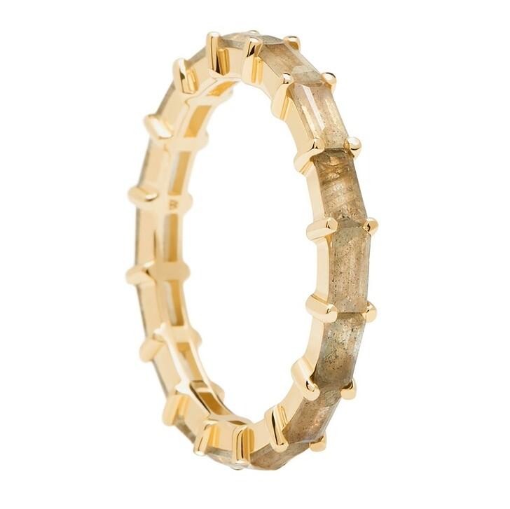 Ring, PDPAOLA, Ring PISTIL Yellow Gold