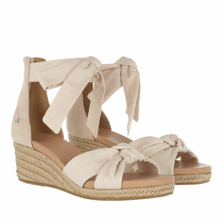 Schuh, UGG, Yarro Sandal Canvas Natural