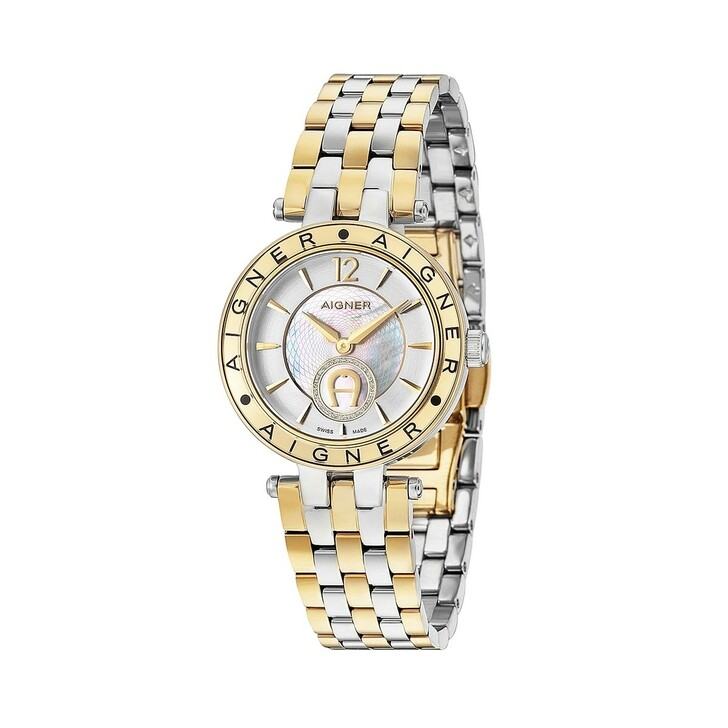 Uhr, AIGNER, Women Watch Murano Silver Mop