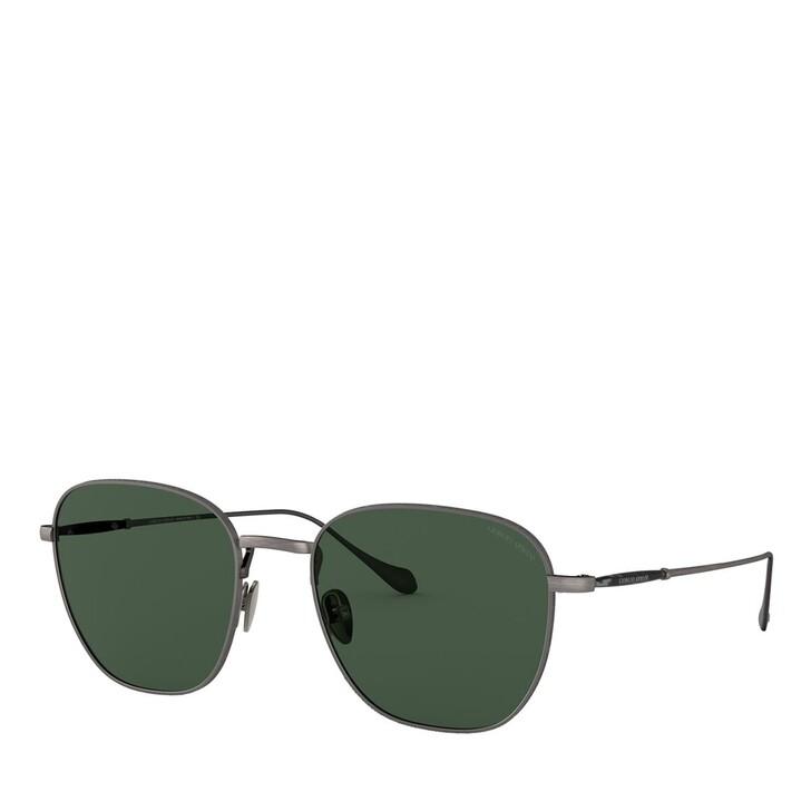sunglasses, Giorgio Armani, 0AR6096 Brushed Grey