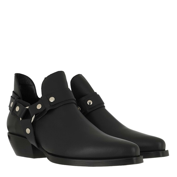 Schuh, Nubikk, Holly Hale Ankle Boot Black Leather
