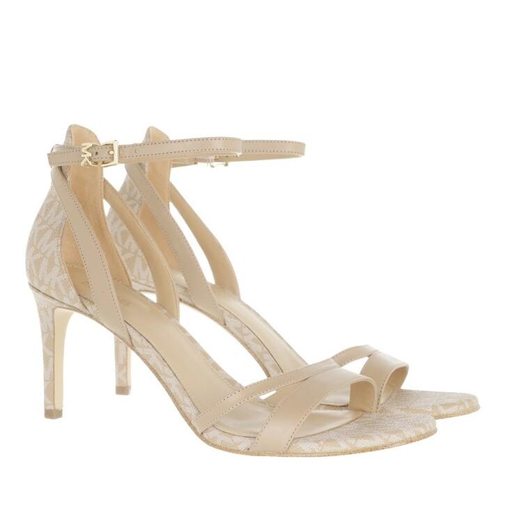 shoes, MICHAEL Michael Kors, Kimberly Sandal Camel