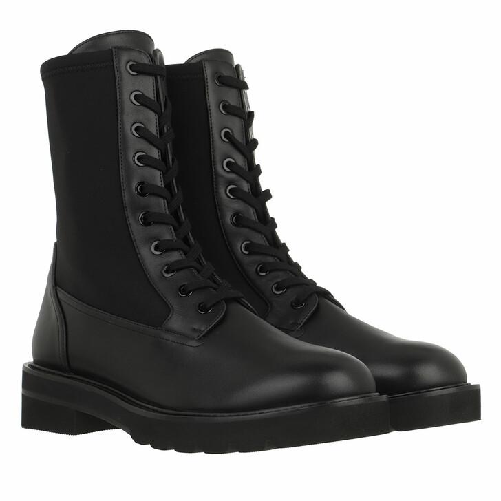 shoes, Stuart Weitzman, Ande Lift Bootie Black