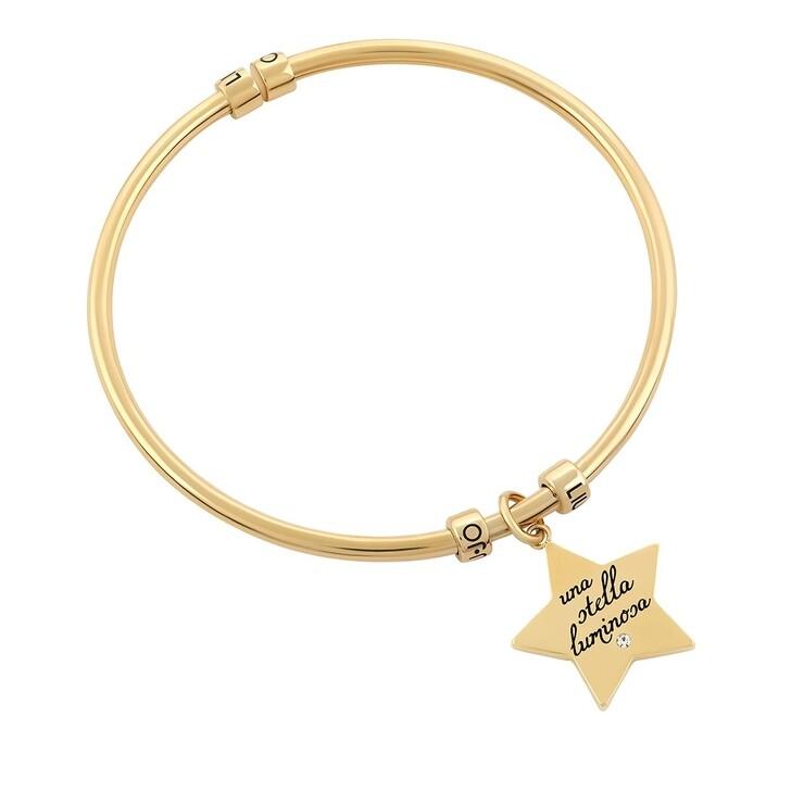 Armreif, LIU JO, LJ1517 Stainless steel Bracelet Gold
