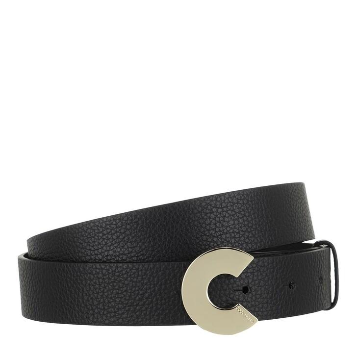Gürtel, Coccinelle, Belt Noir