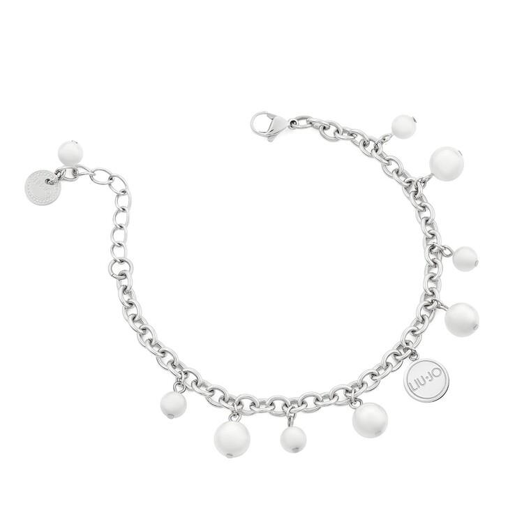Armreif, LIU JO, LJ1469 Stainless steel Bracelet Silver