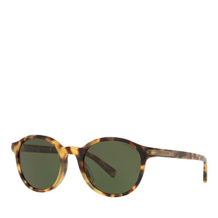 Sonnenbrille, Coach, 0HC8312U Tokyo Tortoise