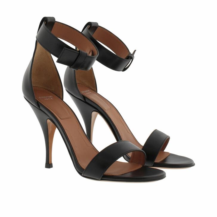 shoes, Givenchy, Kali Sandal 100 Black
