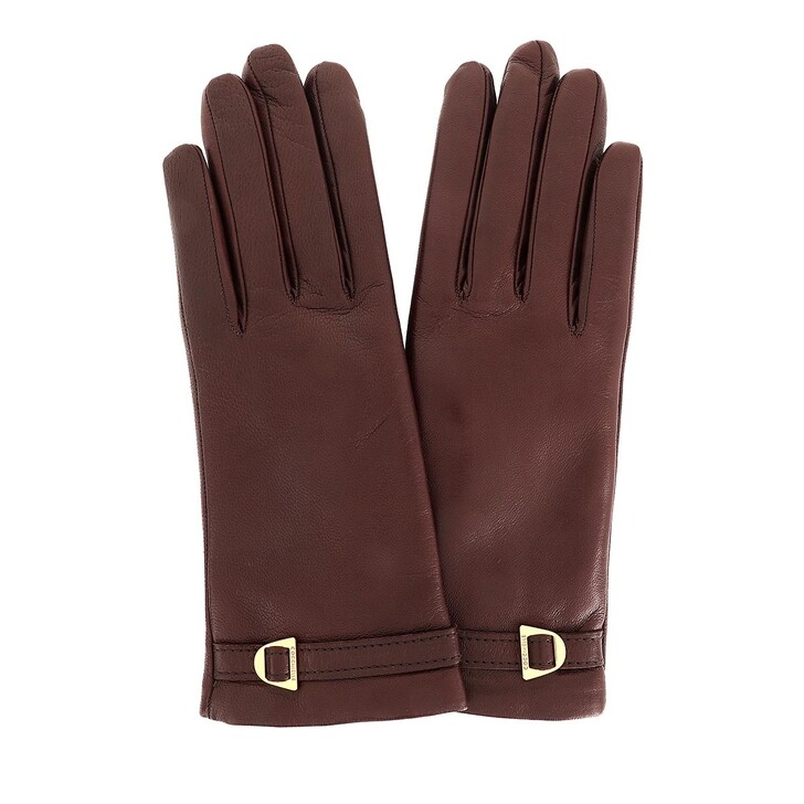 gloves, Coccinelle, Gloves Leather