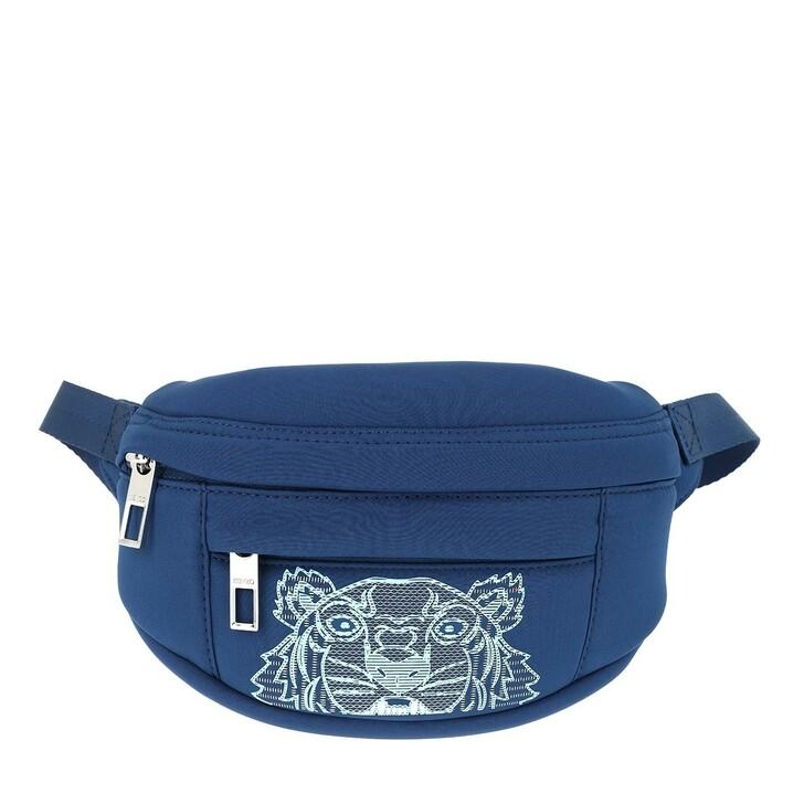 Handtasche, Kenzo, Belt Bag Navy Blue