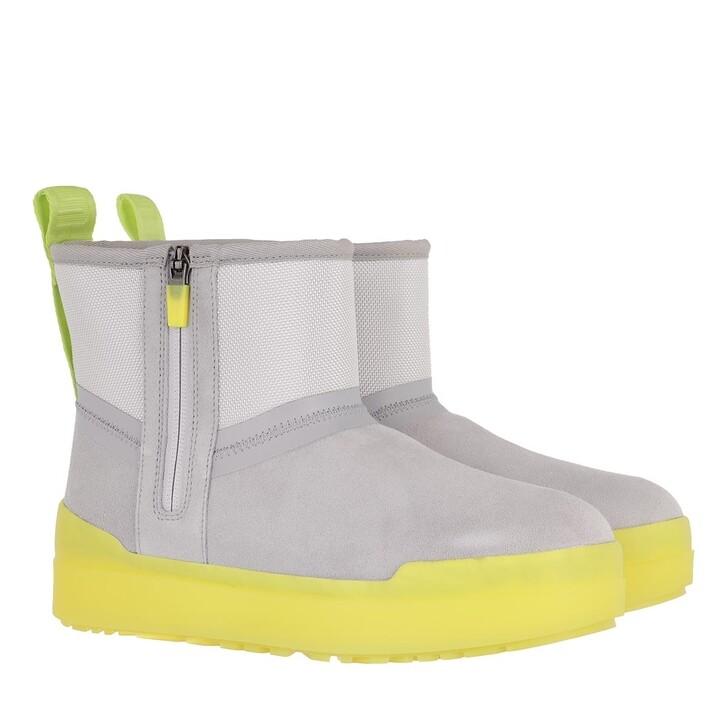 Schuh, UGG, W Classic Tech Mini Grey