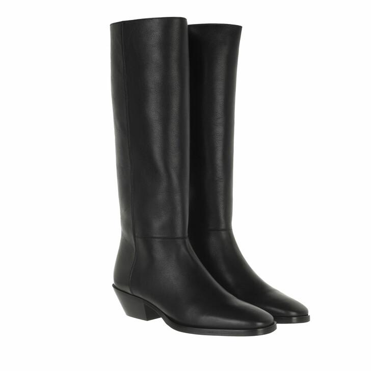 shoes, Tiger of Sweden, Boots Black