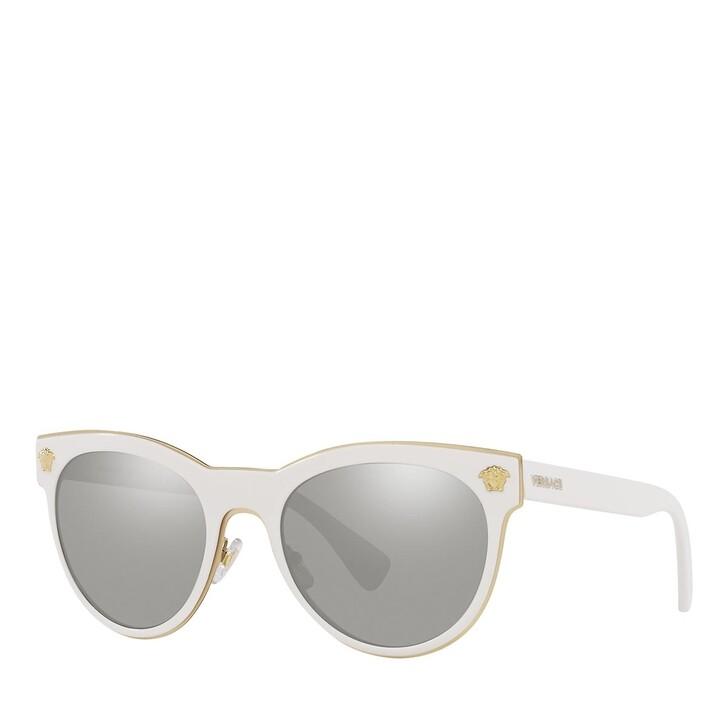 sunglasses, Versace, 0VE2198 WHITE