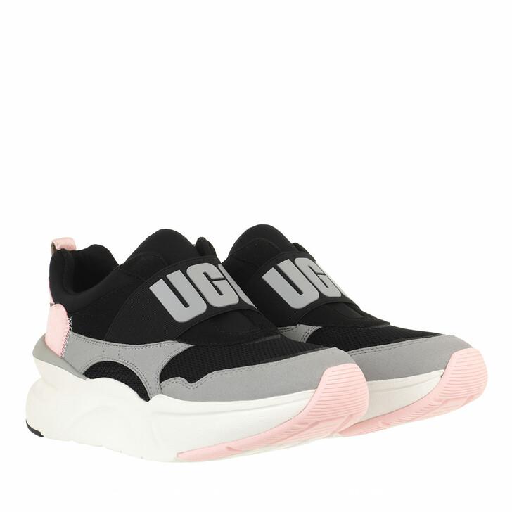 Schuh, UGG, La Flex Shoe Black / Seal