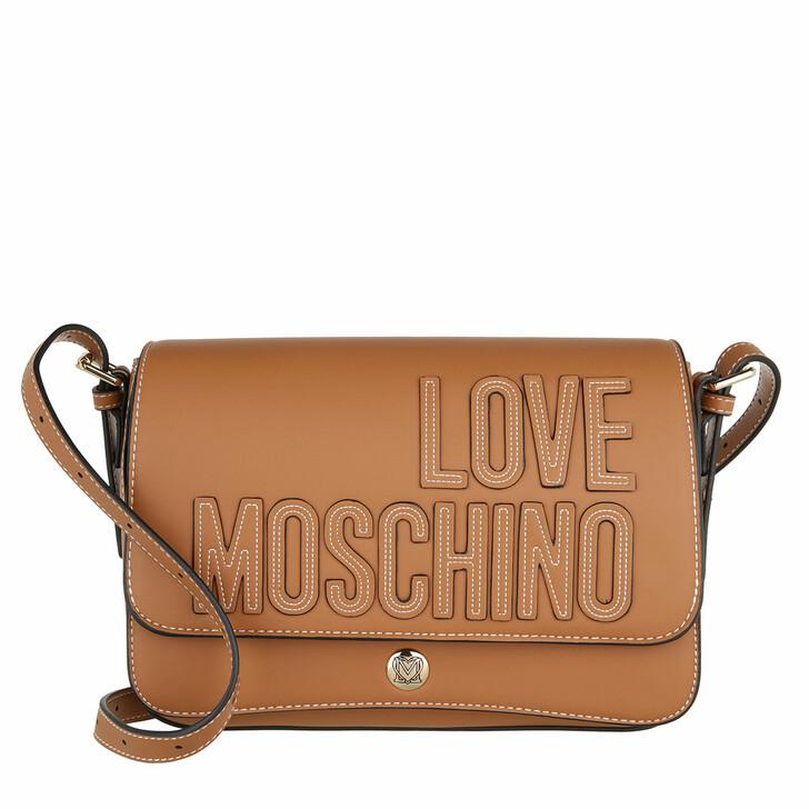 bags, Love Moschino, Borsa Pu  Biscotto