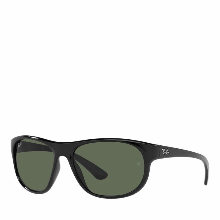 sunglasses, Ray-Ban, Unisex Sunglasses 0RB4351 Black