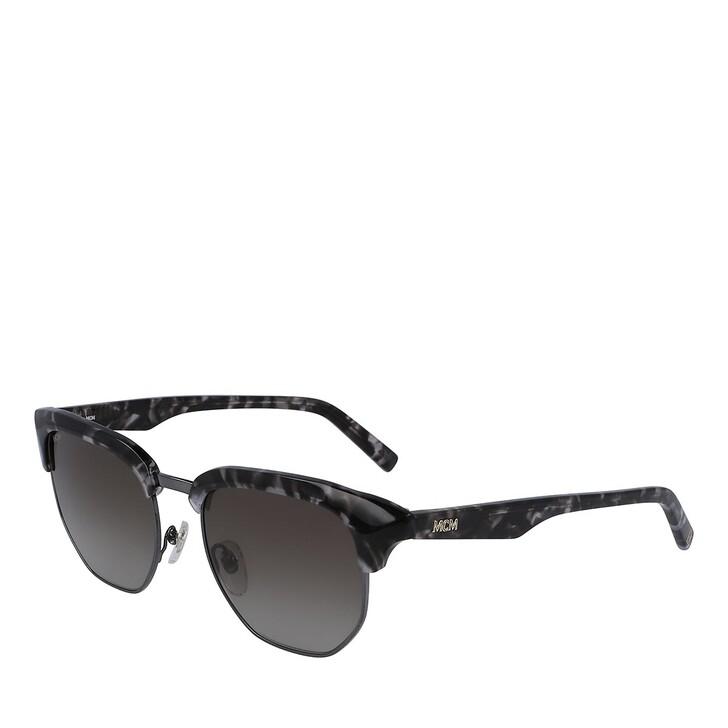 Sonnenbrille, MCM, MCM156S MARBLE GREY