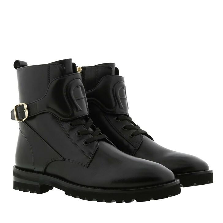 Schuh, AIGNER, Ava Boots Black