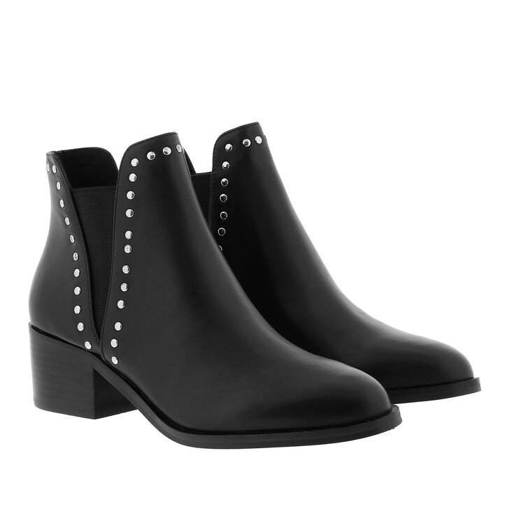 Schuh, Steve Madden, Cade Bootie Leather Black