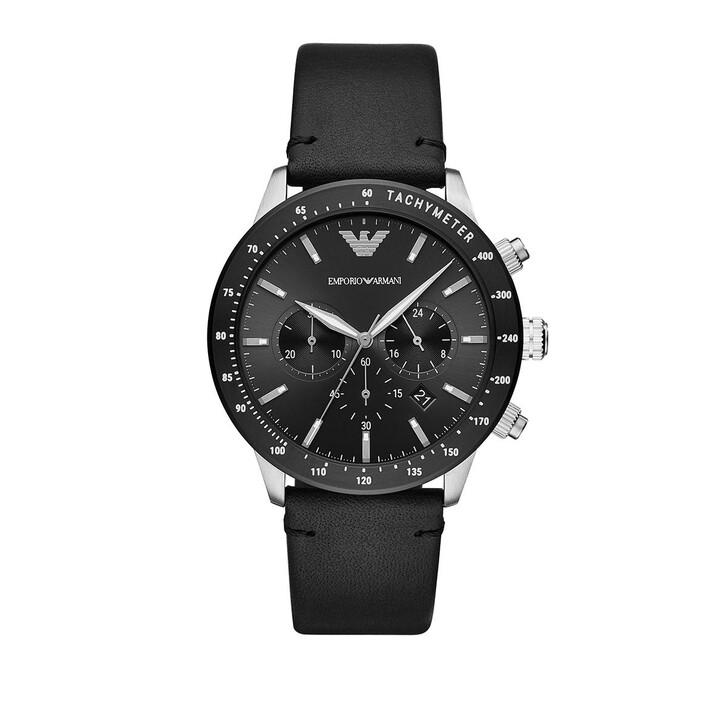 Uhr, Emporio Armani, AR11243 Men Sport Black/Silver