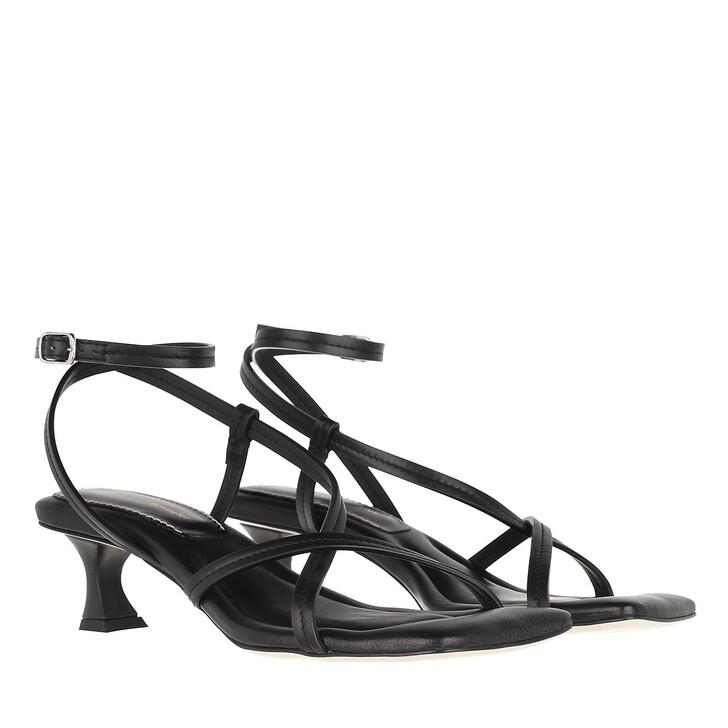 Schuh, Proenza Schouler, Heeled Sandals Nero