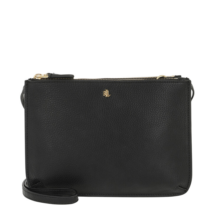 Handtasche, Lauren Ralph Lauren, Carter 26 Crossbody Medium Black