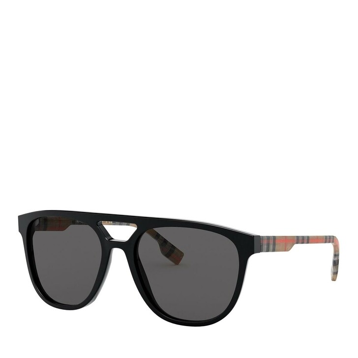 sunglasses, Burberry, 0BE4302 Black
