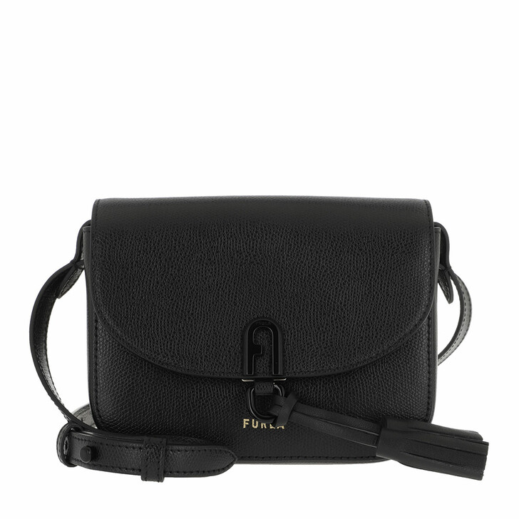 Handtasche, Furla, 1927 Mini Crossbody Bag Black
