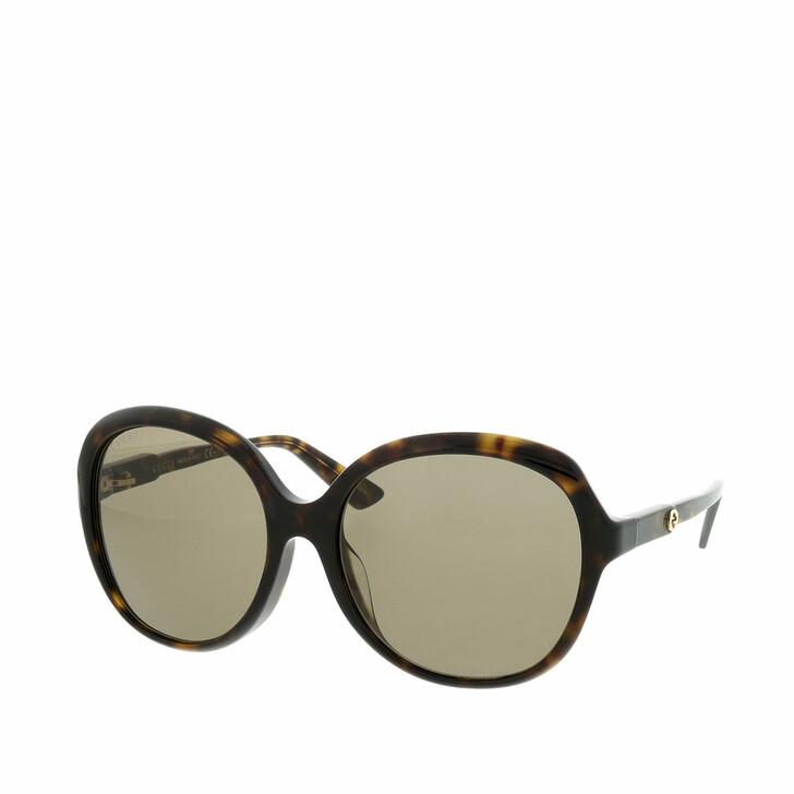 Sonnenbrille, Gucci, GG0489SA 58 002