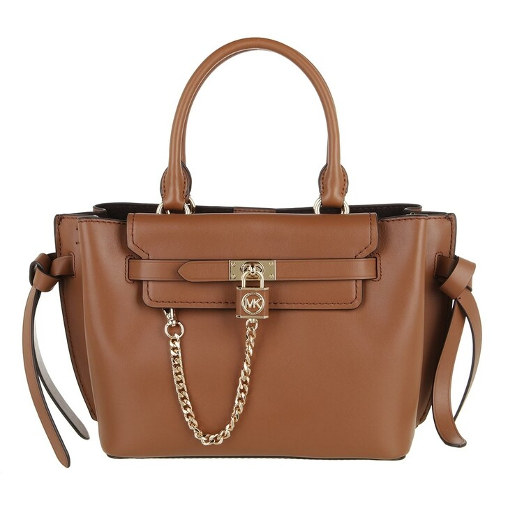 bags, MICHAEL Michael Kors, Small Belted Satchel Luggage