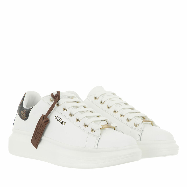 Schuh, Guess, Salerno Footwear Active Lady White