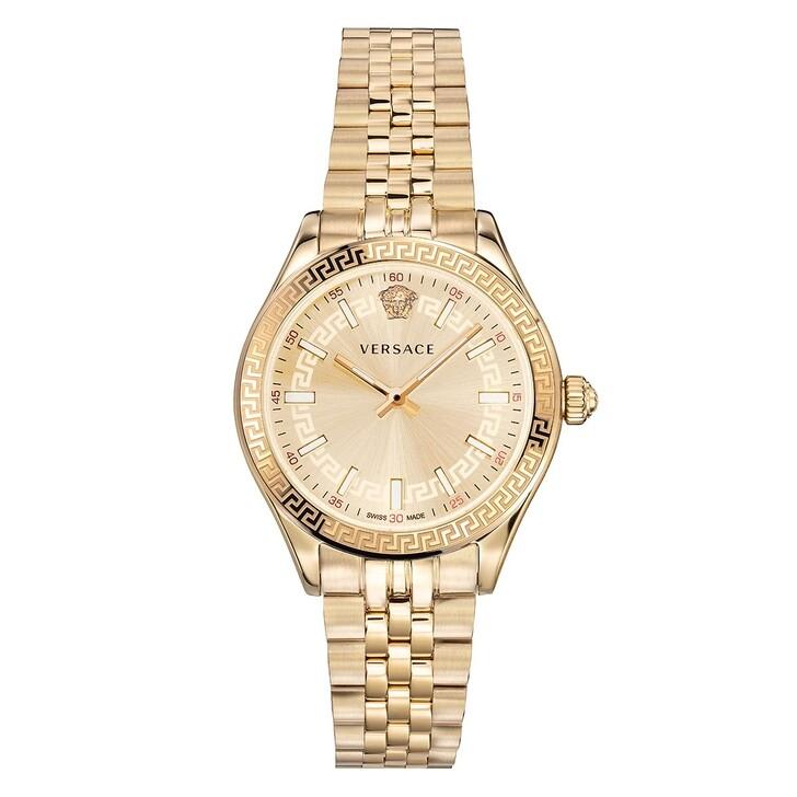 Uhr, Versace, Hellenyium Watch Gold-Tone