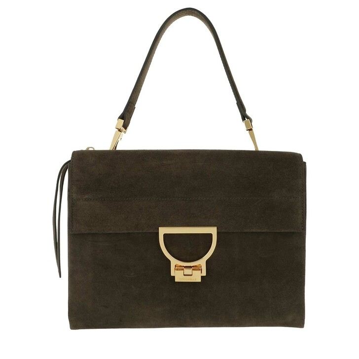 bags, Coccinelle, Arlettis Crossbody Leather  Reef