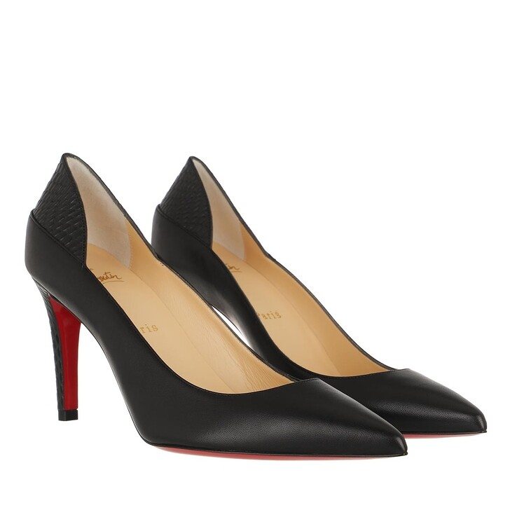 Schuh, Christian Louboutin, Maastricht Pumps Leather Black