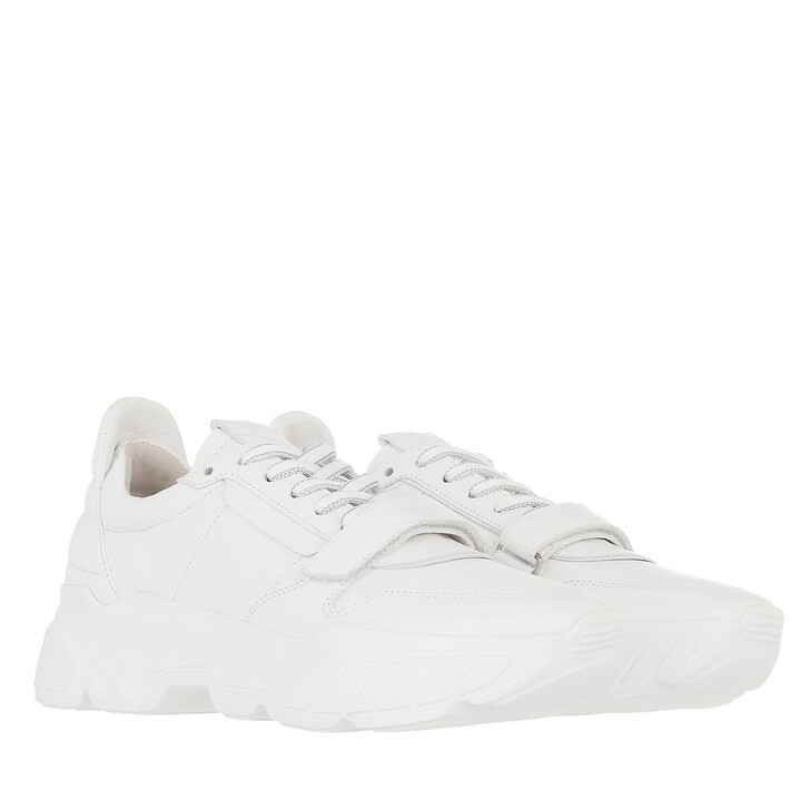shoes, Kennel & Schmenger, Boom Sneaker Leather weiss