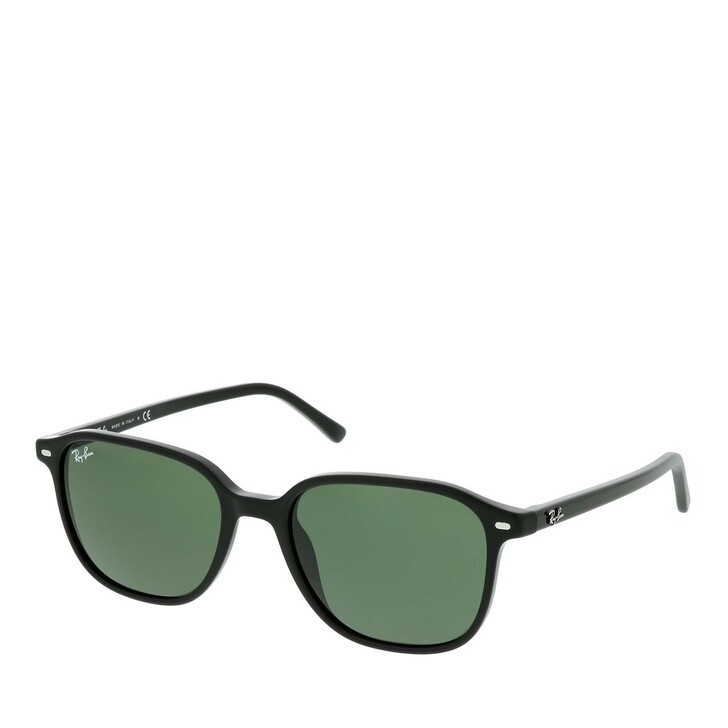 Sonnenbrille, Ray-Ban, 0RB2193 901/31 Unisex Sunglasses Icons Black