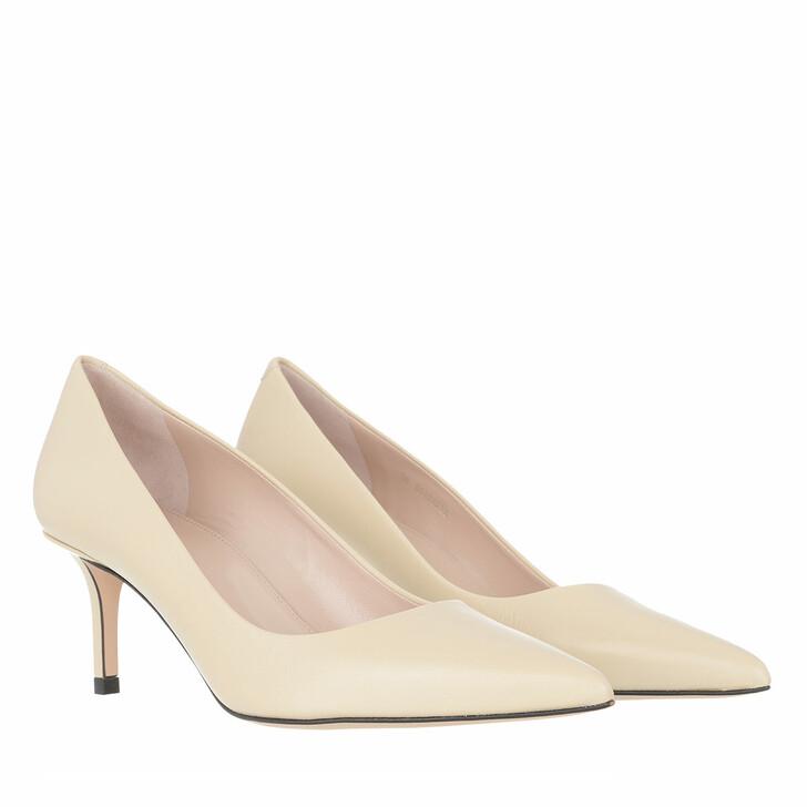 shoes, Hugo, Ines Pump  Light Beige
