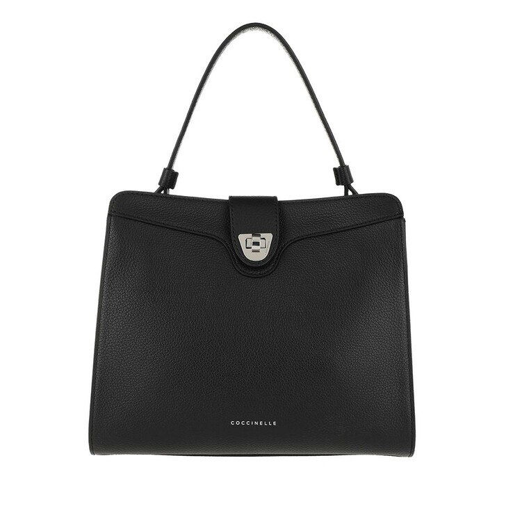 Handtasche, Coccinelle, Alaide Handle Bag Noir