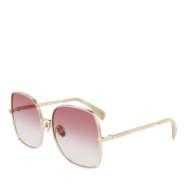 sunglasses, Lanvin, LNV106S GOLD/GRADIENT WINE