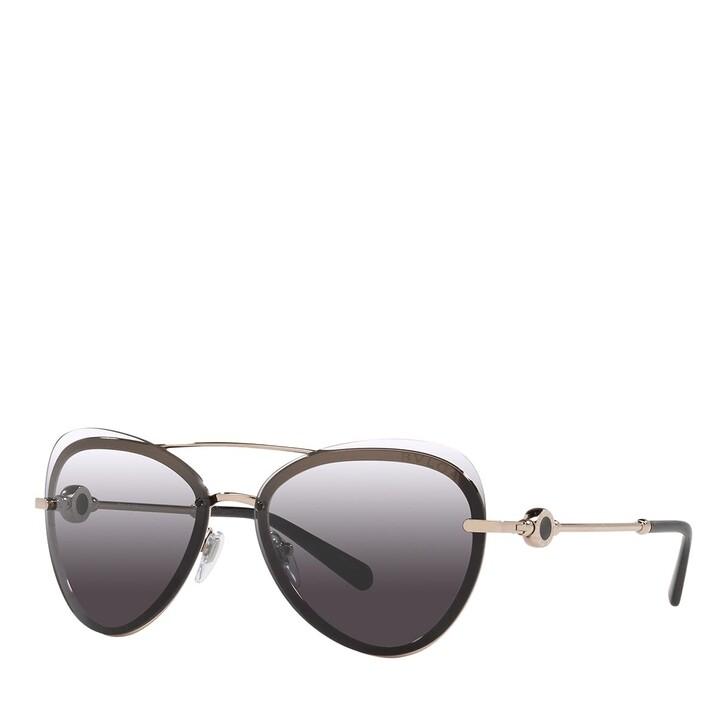 sunglasses, BVLGARI, 0BV6157 GOLD