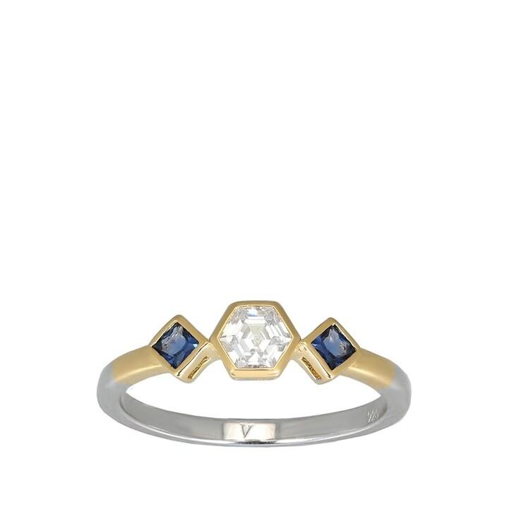 Ring, V by Laura Vann, Esme Ring Bicolor