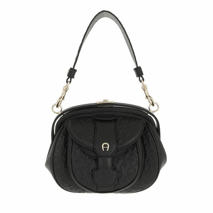 bags, AIGNER, Calla Crossbody Bag Black
