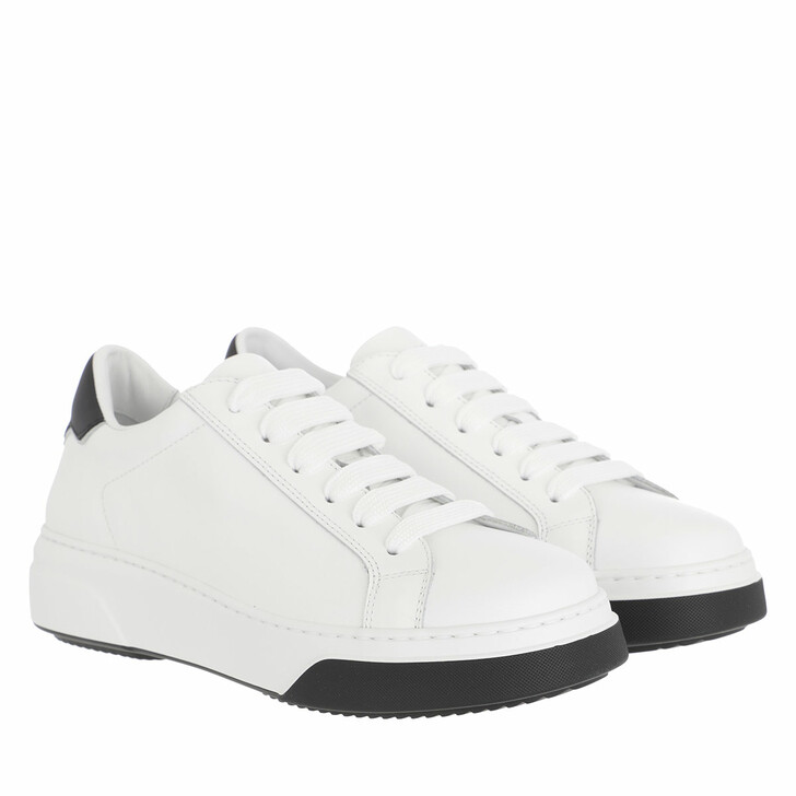 shoes, Dsquared2, Sneakers White