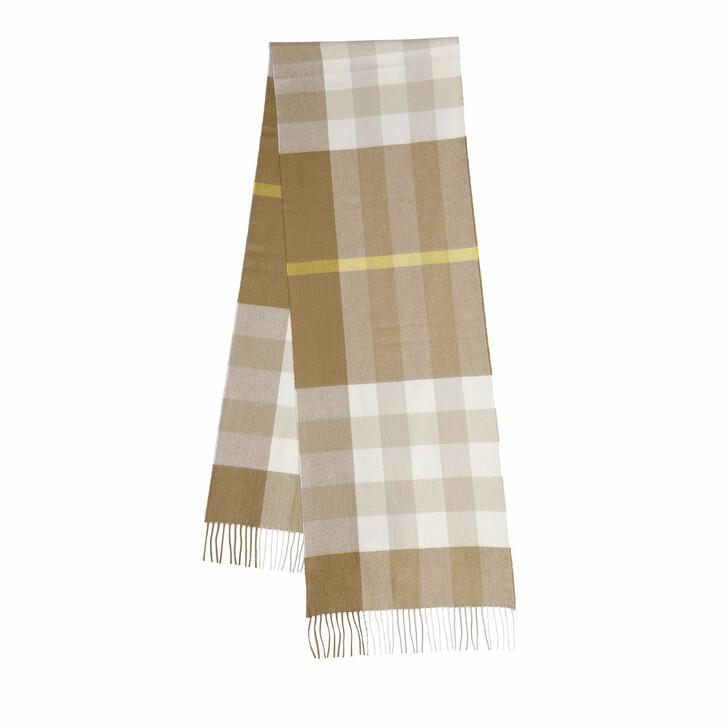 scarves, Burberry, Scarf Deep Olive