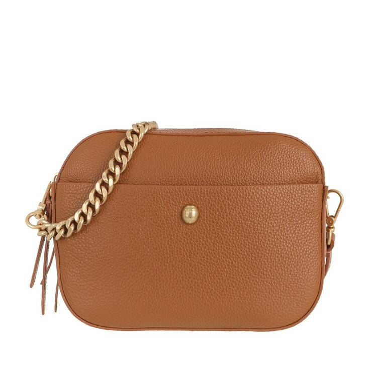 Handtasche, Coccinelle, Cocci Tote Leather  Caramel